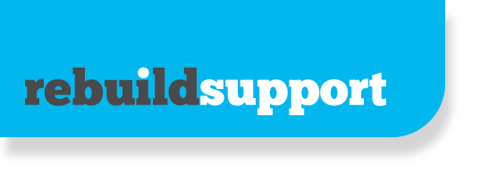 Rebuild Support Logo